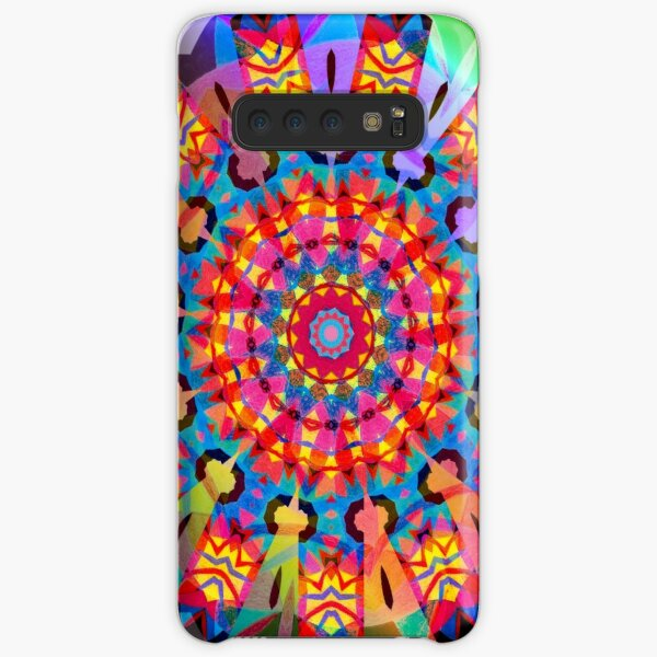 Colors and Blooms Samsung Galaxy Snap Case