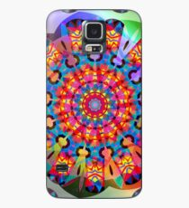 Colors and Blooms Case/Skin for Samsung Galaxy