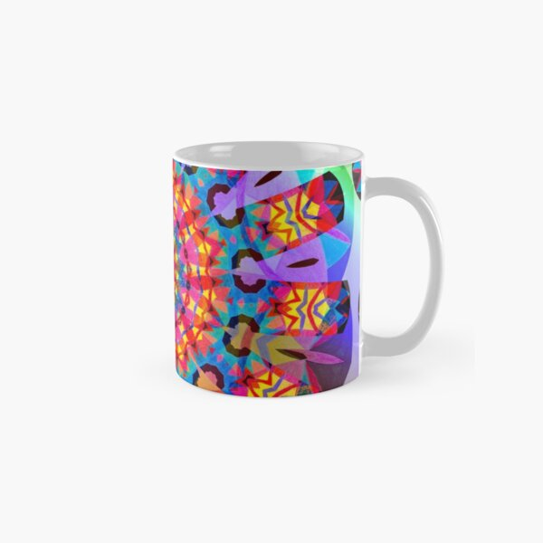 Colors and Blooms Classic Mug
