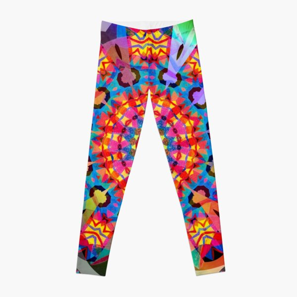 Colors and Blooms Leggings