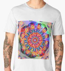 Colors and Blooms Men's Premium T-Shirt