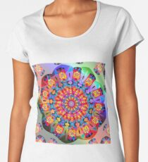Colors and Blooms Women's Premium T-Shirt