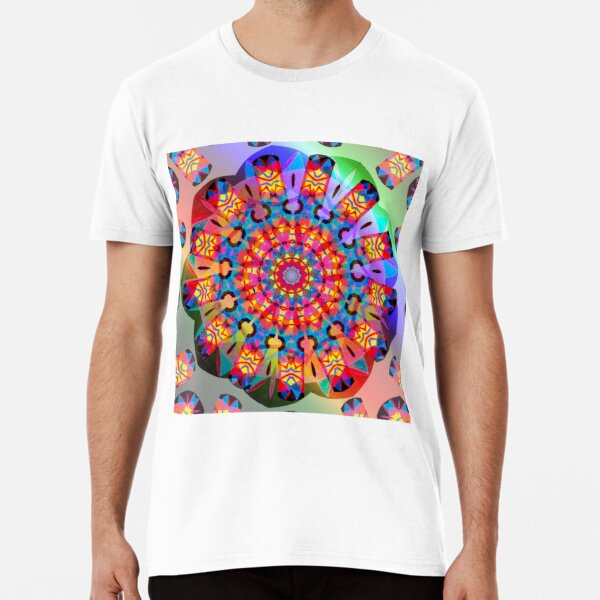 Colors and Blooms Premium T-Shirt