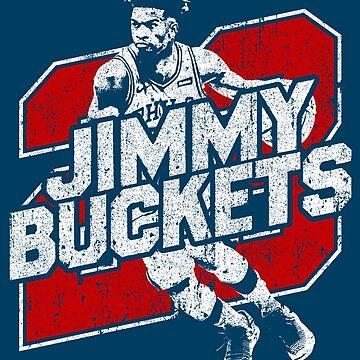 Jimmy Buckets by huckblade