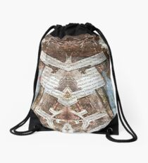 Reason No. 2 (girl in the woods) Drawstring Bag