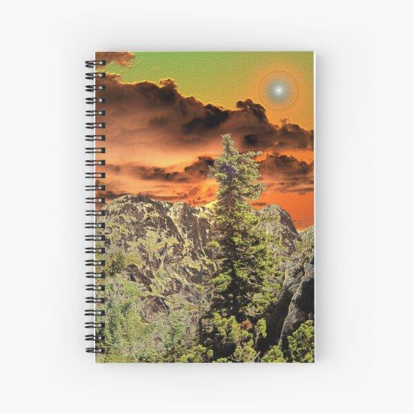 WIND OF CHANGE Spiral Notebook