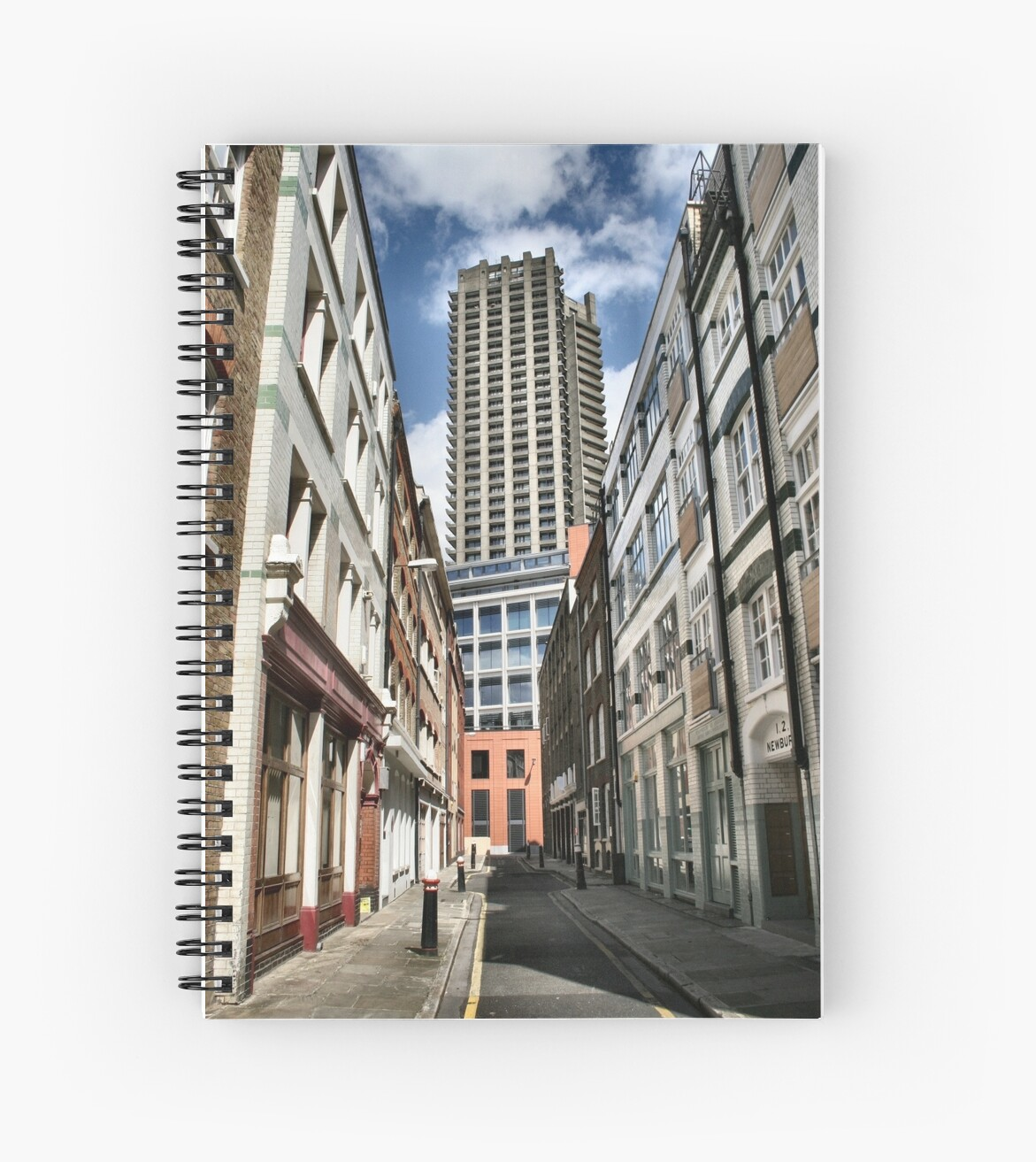 London old and new by Jeanne Horak-Druiff