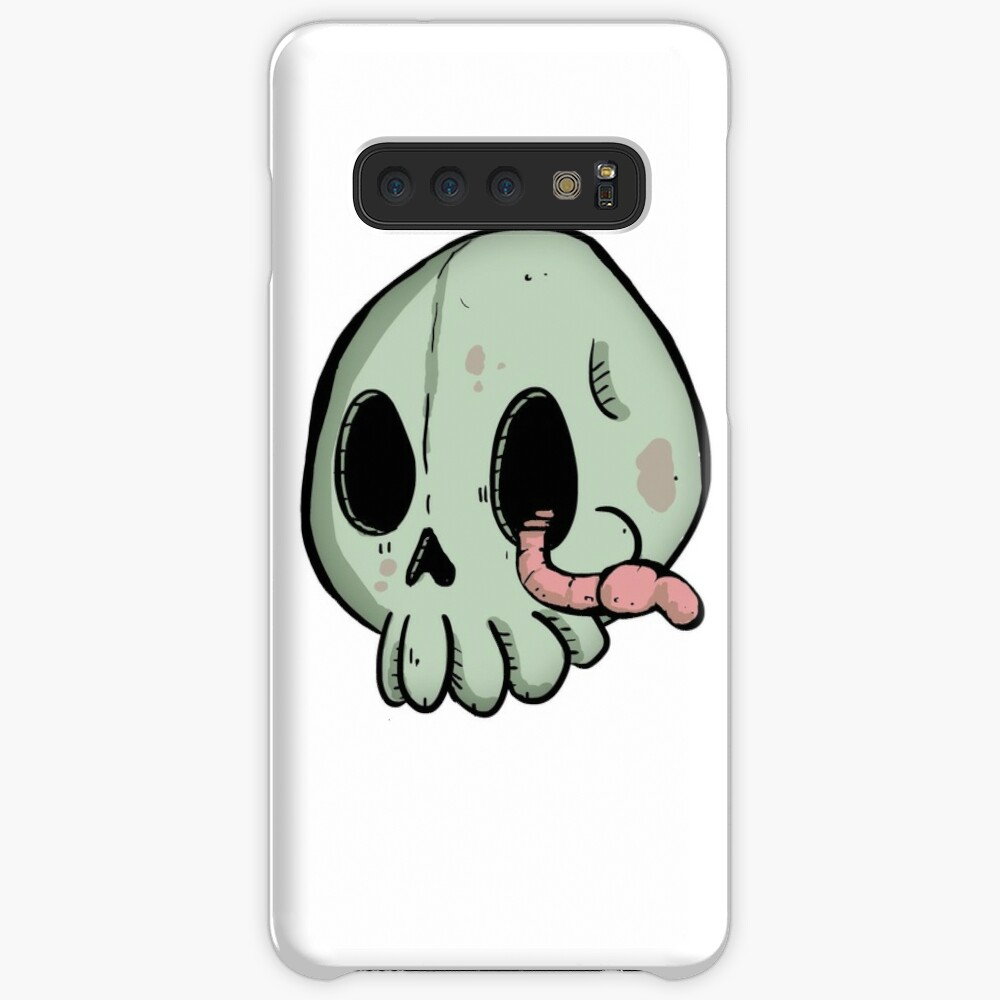 Just a Worm Samsung Galaxy Snap Case