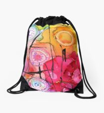 Pick-Up Sticks Drawstring Bag