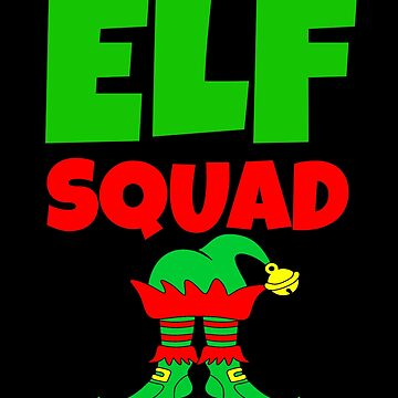Elf Squad by LShayDesigns