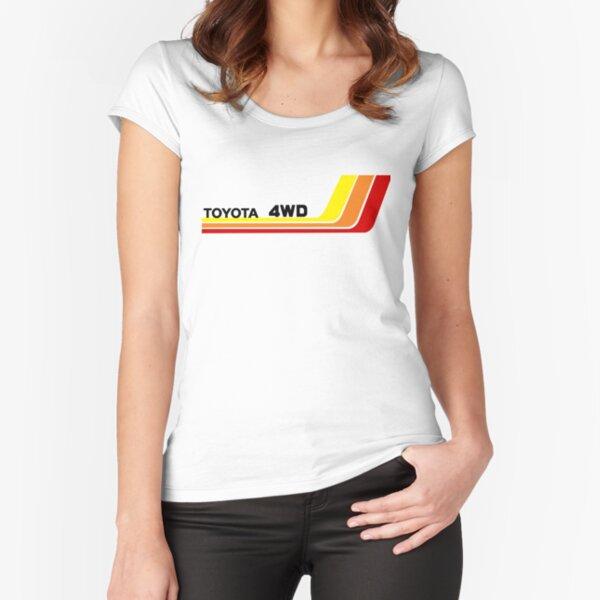 Ducati Corse T-Shirt Femme Striped