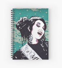 Miss BettyAnn Spiral Notebook