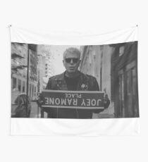 Anthony Bourdain Ramones Wall Tapestry