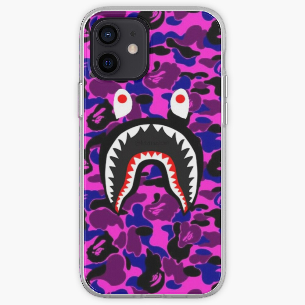 Purple Army iPhone Case & Cover