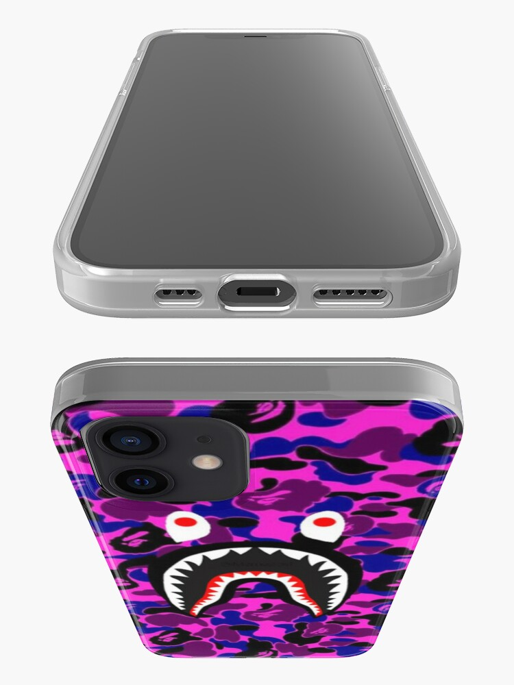 Alternate view of Purple Army iPhone Case & Cover