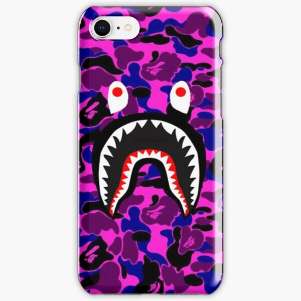 Purple Army iPhone Snap Case