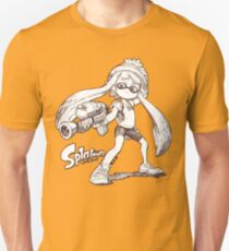 Splatoon ! Unisex T-Shirt