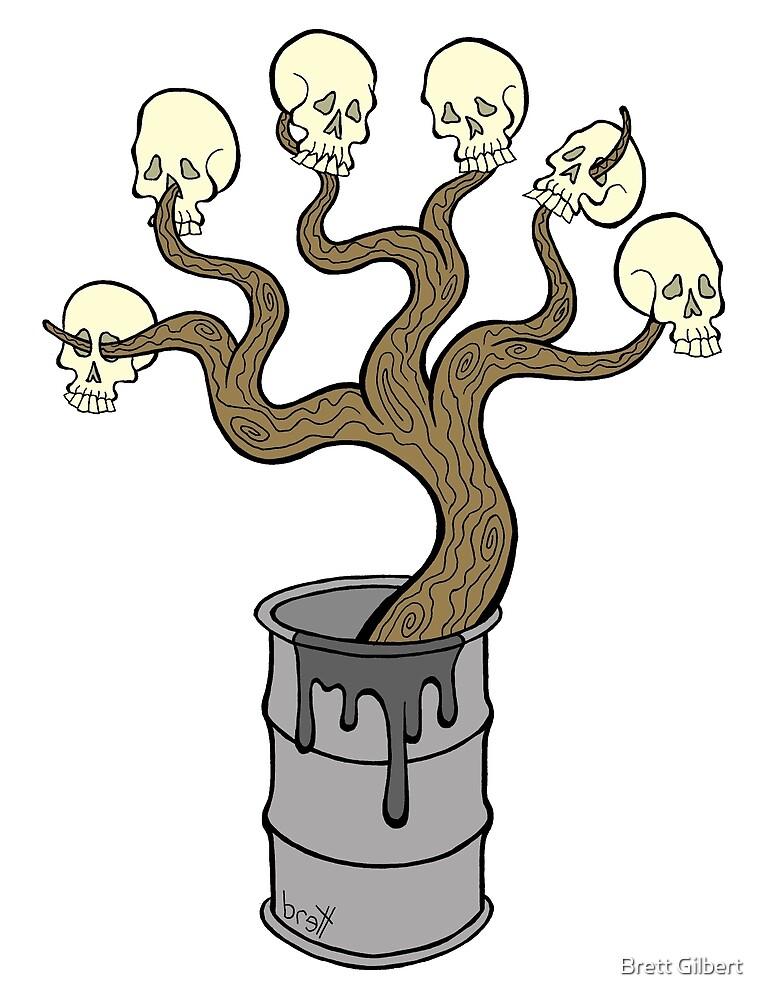 Tree of Death by Brett Gilbert