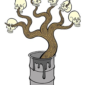 Tree of Death by bgilbert