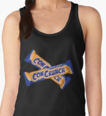 ConCrunch - More Work, Less Time Women's Tank Top