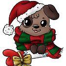 ... puppies! by RoxysArtShop
