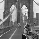 LOVE ON THE BROOKLYN BRIDGE by FoodMaster