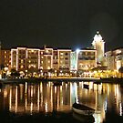 Portofino By Night In Orlando FL. by kfurniz