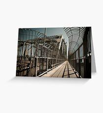 Jacques Cartier Bridge Greeting Card