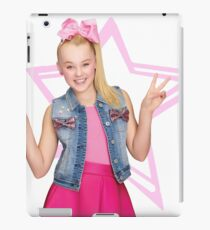 jojo siwa star iPad Case/Skin
