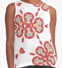 Melons and Bananas Contrast Tank