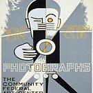 Vintage poster - Sioux City Photograph Exhibition by mosfunky