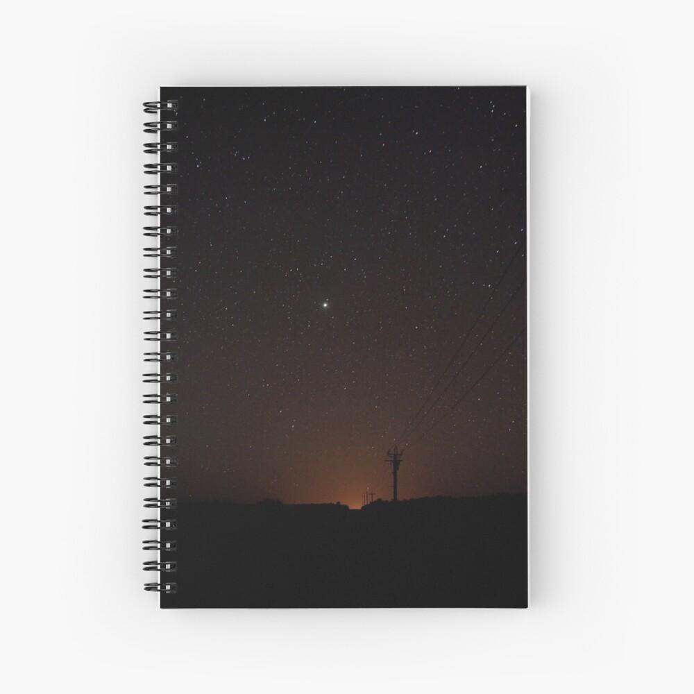 Beyond the City Limits  Spiral Notebook