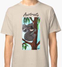 Cute Koala Australia Classic T-Shirt