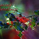 Seasons Greetings..... by Stephie Butler