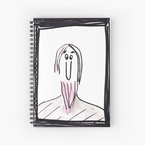 Rasputin Spiral Notebook
