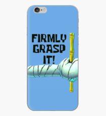 Firmly Grasp  iPhone Case