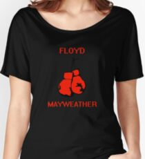 The Boxing Gloves Women's Relaxed Fit T-Shirt