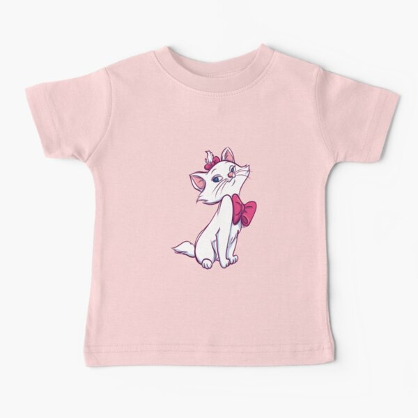 Marie pink from aristocats Baby T-Shirt