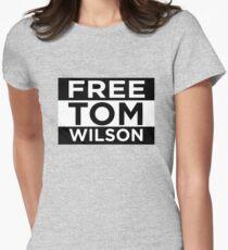 Free Tom Wilson - Washington Capitals Women s Fitted T-Shirt e25a65715c0e