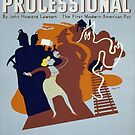 Vintage poster - Processional by mosfunky
