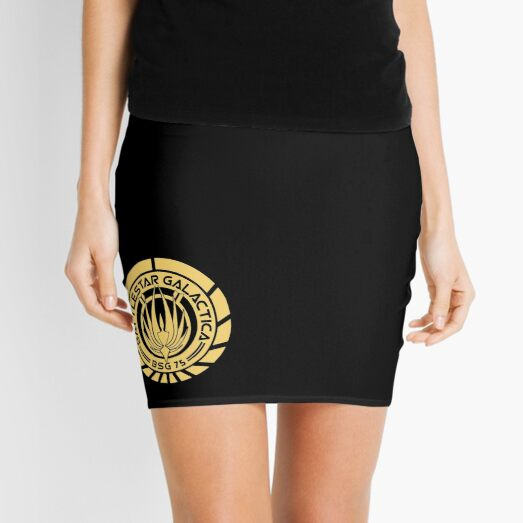 Battlestar Galactica Mini Skirt