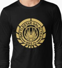 Battlestar Galactica Long Sleeve T-Shirt