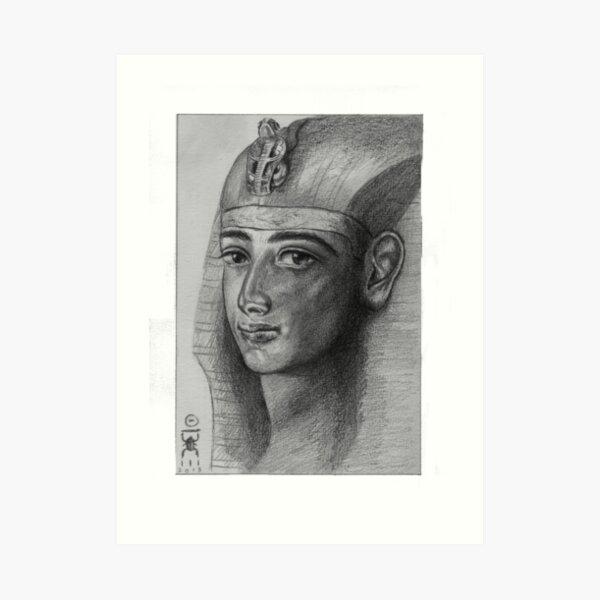 Imagining Psusennes I Art Print