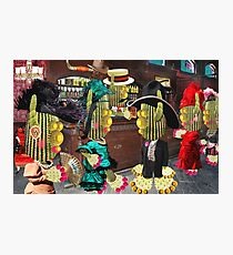 Saloon Maidens Photographic Print