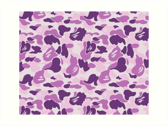 110b516df13d92 Bape Purple