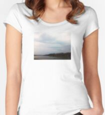 The Hudson River Women's Fitted Scoop T-Shirt