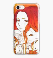 Fox Kin iPhone Case/Skin