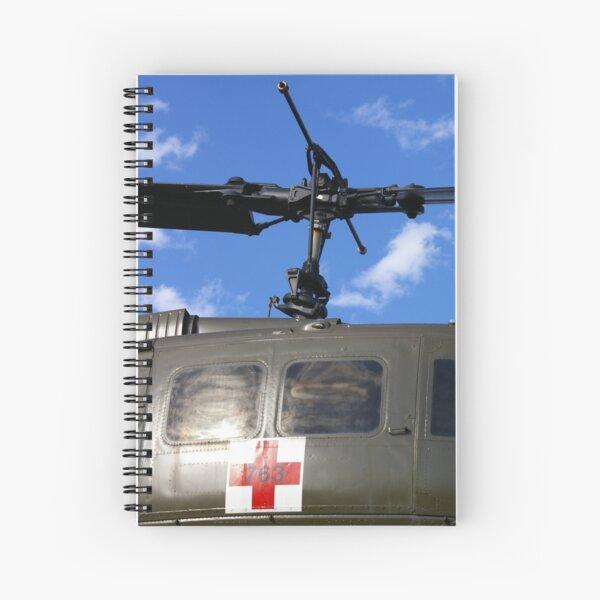 Vietnam Veteran Spiral Notebook