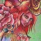 """Flower Burden"" by Chantelle Petith"