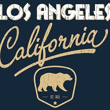 Los Angeles California by dk80